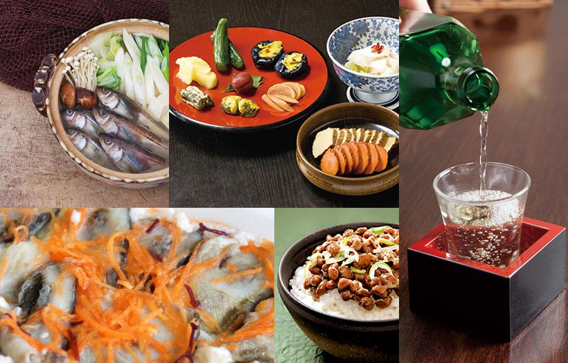 日本食に欠かせないのが麹